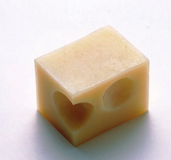 エメンタールチーズの画像