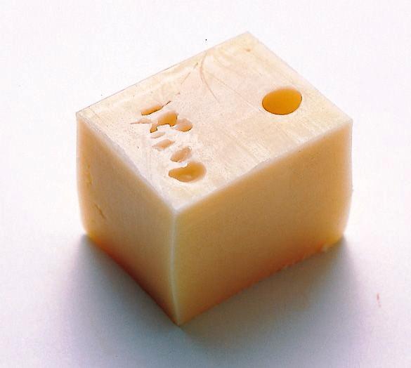 ゴーダチーズの画像