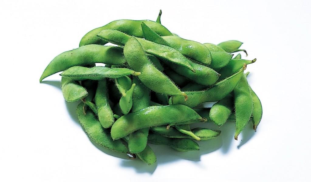 枝豆(茹で)の画像