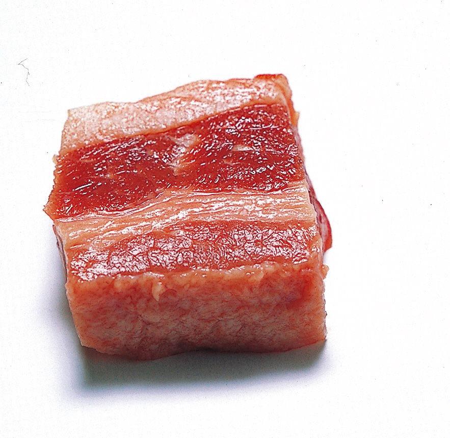 牛肉(バラ)輸入牛の画像