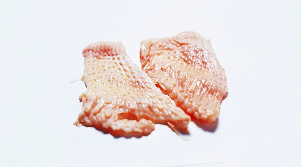 鶏肉(皮)の画像