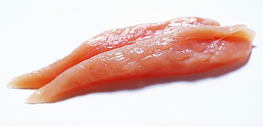 鶏肉(ささみ)の画像
