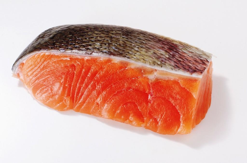 鮭(シロサケ)の画像