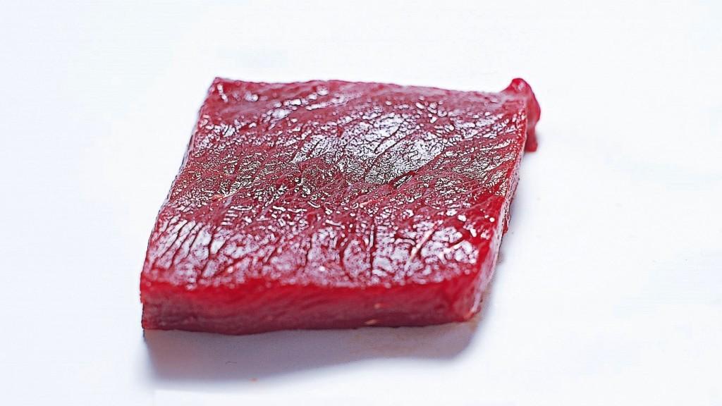 くじら(赤肉)の画像