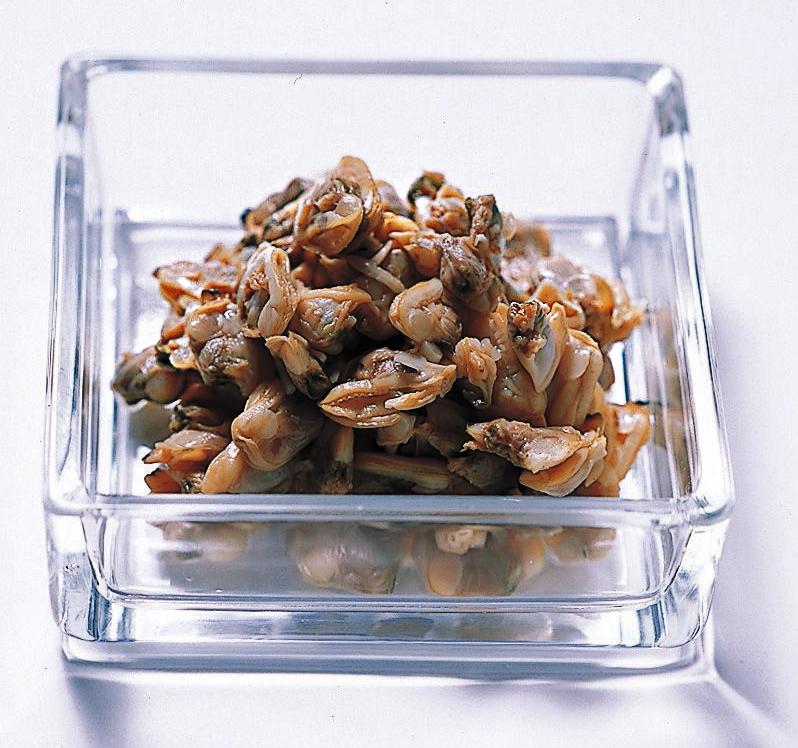 アサリ(水煮缶詰)の画像