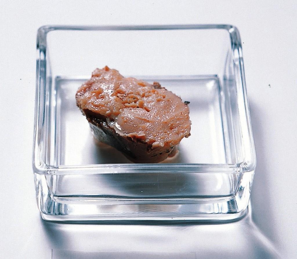 鮭(水煮缶)の画像