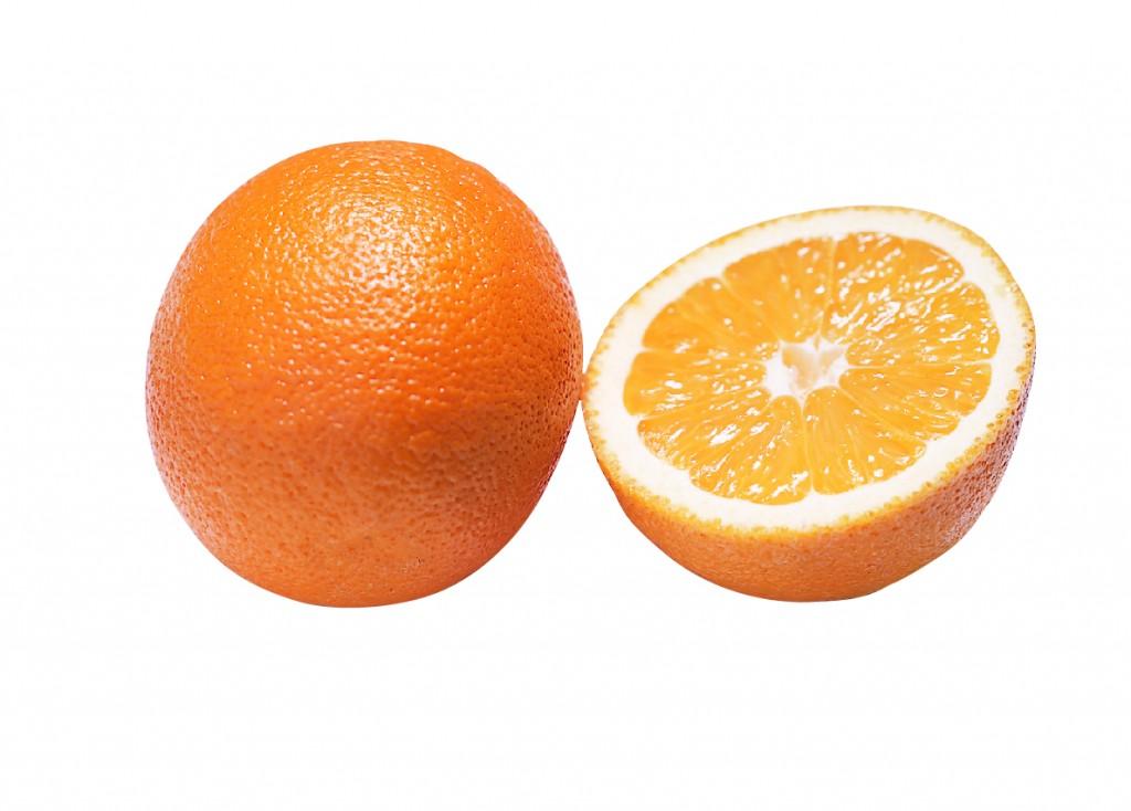 バレンシアオレンジの画像