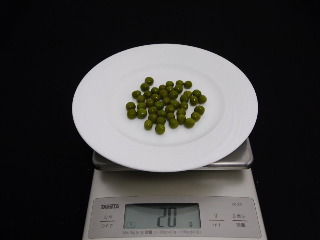 グリンピース(水煮缶詰)の画像