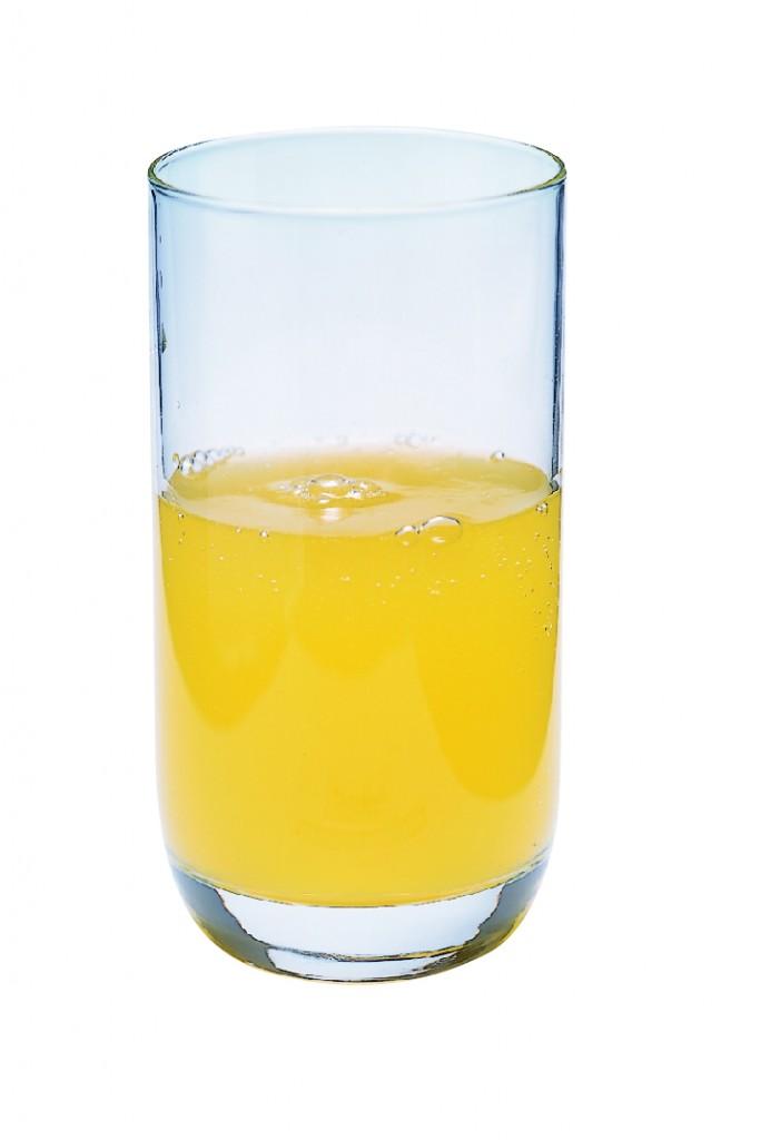 炭酸飲料(果実色)の画像