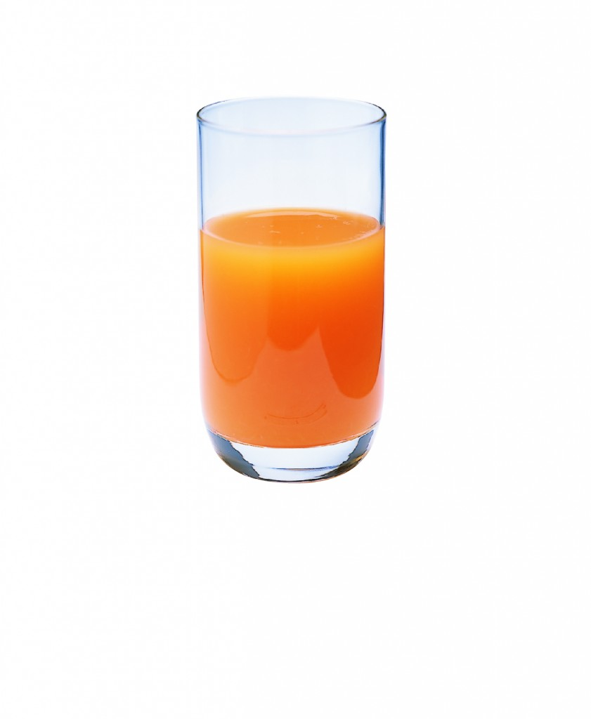 バレンシアオレンジジュース(ストレート)の画像