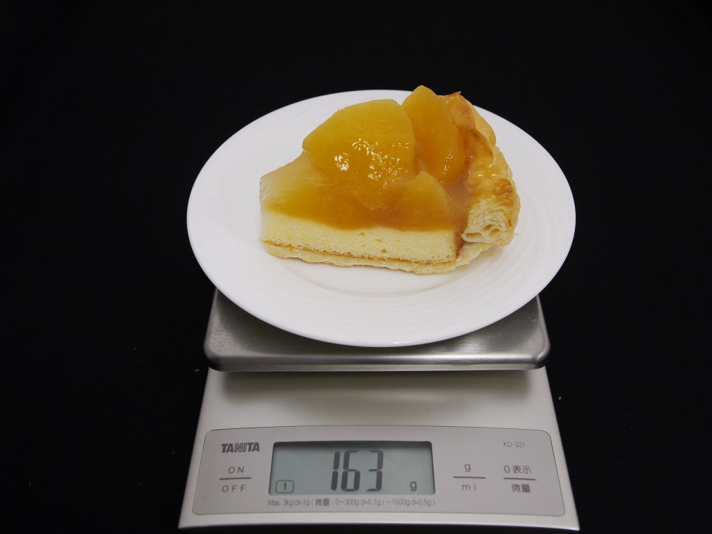 アップルパイの画像