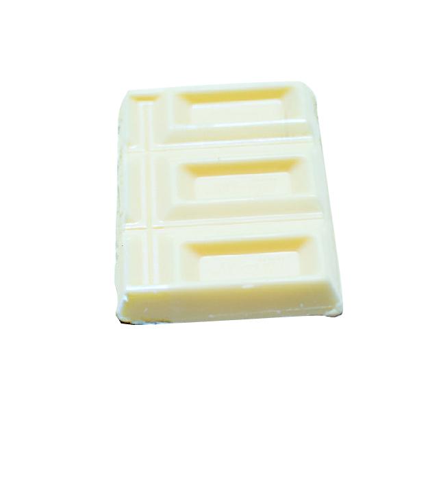 ホワイトチョコレートの画像