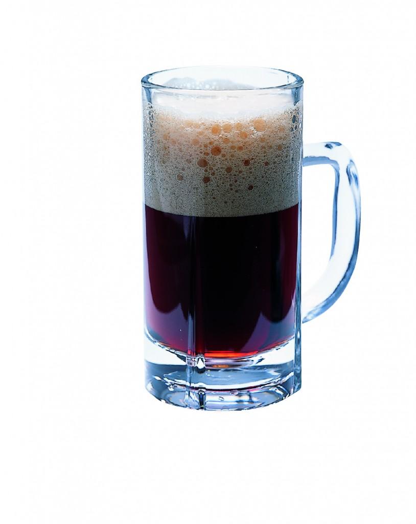 黒ビールの画像