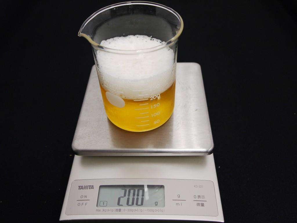 ビール(淡色)の画像