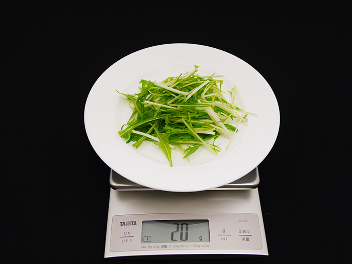 水菜の画像